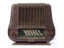 gammal radio Royaltyfri Fotografi