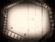 gammal ramfilm Arkivfoton