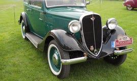 gammal red för bil Royaltyfri Fotografi
