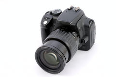 Gammal reflexkamera Royaltyfri Fotografi