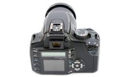 Gammal reflexkamera Royaltyfri Bild