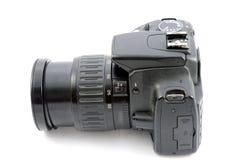 Gammal reflexkamera Royaltyfria Bilder