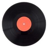 gammal registrerad vinyl Fotografering för Bildbyråer