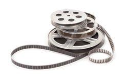 gammal remsa för film royaltyfri fotografi