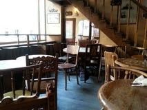 Gammal restaurang Royaltyfri Foto