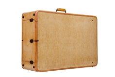 gammal resväskatappning Royaltyfri Bild