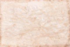 Gammal retro pappers- textur för bakgrund Arkivfoto