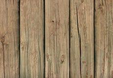 Gammal riden ut Wood bakgrund Arkivfoton