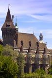 gammal romantiker för budapest slott Royaltyfria Foton