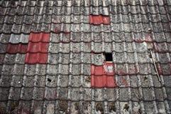 gammal rooftop Royaltyfri Bild