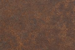 Gammal rostad järntexturbakgrund arkivfoton