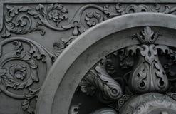 gammal ryss för kanon Royaltyfri Bild