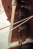 Gammal sailship arkivbilder