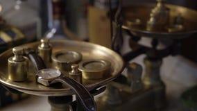 gammal scalestil arkivfilmer