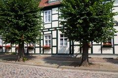 Gammal Schoolhouse Fotografering för Bildbyråer