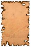 gammal scroll Royaltyfri Foto