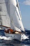 gammal segling för fartyg fotografering för bildbyråer