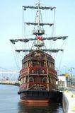 gammal seglingskyttel Royaltyfria Foton