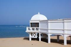 Gammal semesterort Cadiz royaltyfri fotografi