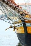 gammal ship Royaltyfria Bilder