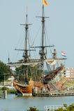 gammal ship Royaltyfri Foto