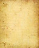 gammal sida för grungeanteckningsbok royaltyfri illustrationer