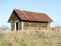 Gammal 1800sJailhouse Royaltyfri Foto