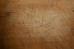 Gammal skärbräda för textur royaltyfria foton