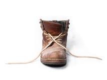 gammal sko Arkivbilder