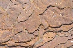 Gammal skrapad marmor Royaltyfria Foton