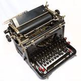 Gammal skrivmaskin 2 Royaltyfria Foton