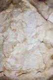 Gammal skrynklig paper textur Arkivbild