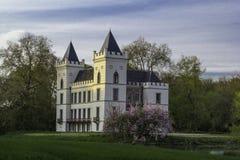 Gammal slott Beverweerd, Nederländerna Royaltyfria Bilder