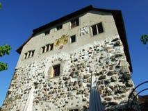 Gammal slott i Gossau royaltyfri bild