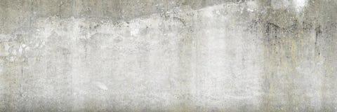 Gammal smutsig betongvägg Arkivfoton