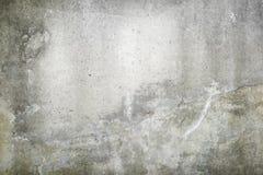 Gammal smutsig betongvägg Arkivfoto