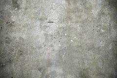 Gammal smutsig betongvägg Royaltyfri Bild