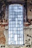 Gammal sockerfabrik  royaltyfri bild