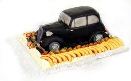 gammal special för cakebil Arkivfoton