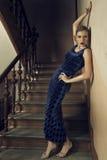 gammal ståendestil för mode Royaltyfria Foton