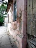 gammal stad Royaltyfri Foto