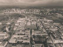 Gammal stad av ‡ för ZamoÅ› Ä, Polen Royaltyfria Foton