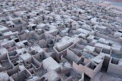 Gammal stad av al-Ula Royaltyfria Foton