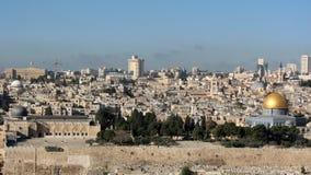 Gammal stad av Jerusalem, Israel Royaltyfria Foton