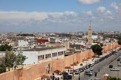 Gammal stad av Rabat, Marocko Royaltyfri Foto