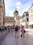 Gammal stad Dubrovnik Royaltyfri Fotografi