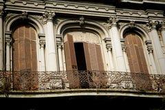 Gammal stad för Montevideo royaltyfri foto
