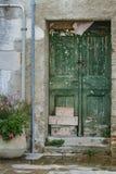 Gammal stad Grado, Italien fotografering för bildbyråer