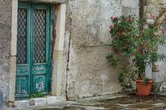 Gammal stad Grado, Italien royaltyfri foto