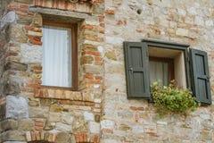 Gammal stad Grado, Italien royaltyfria bilder
